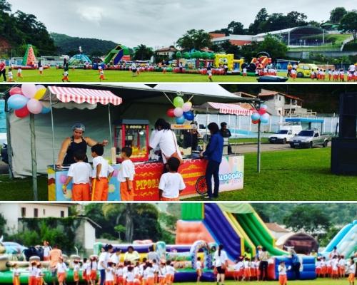 A diversão para seu evento – Brinquedos infláveis e muito mais